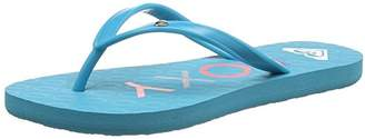 Roxy Girls' Rg Sandy Flip Flops