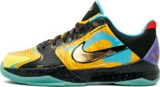 Nike Kobe 5 (GS) 'Prelude 5' - University Gold/Metallic Gold