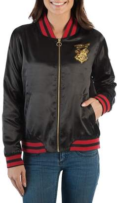Bioworld Harry Potter Hogwarts Jrs. Bomber Jacket