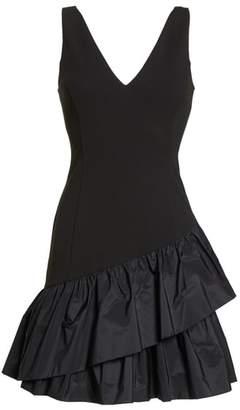 Vince Camuto Scuba Crepe Party Dress