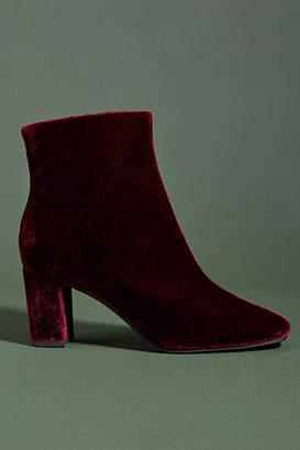 Faryl Robin Century Velvet Ankle Boots