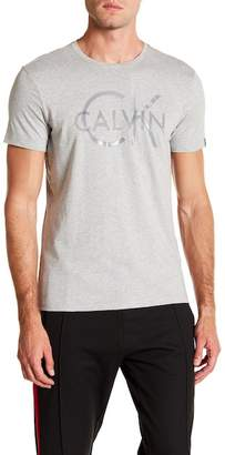 Calvin Klein HD Split Logo Graphic Tee