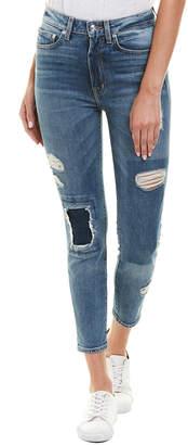 Derek Lam 10 Crosby Tali Medium Wash High-Rise Authentic Skinny Leg