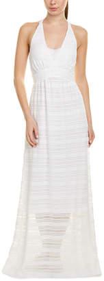 Letarte Crochet Maxi Dress