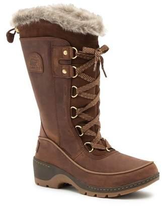 Sorel Tivoli III High Premium Faux Fur Lined Boot
