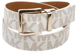 Michael Kors Logo Hip Belt