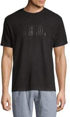Hyden Yoo Text Graphic Tee