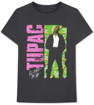 Bravado Men's Tupac Screenprint T-Shirt