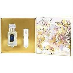Houbigant Iris Des Champs By Eau De Parfum Spray 3.4 Oz & Purse Spray .33 Oz