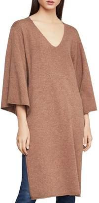 BCBGMAXAZRIA Valentin Bell-Sleeve Knit Tunic