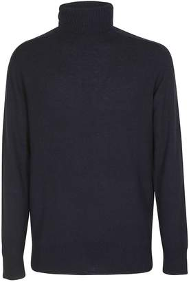 Paolo Pecora Vintage Ribbed Turtleneck Sweater