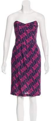 Diane von Furstenberg Mazzotta Printed Dress