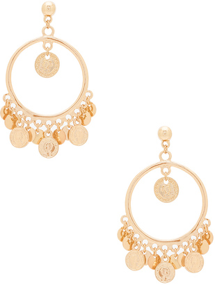 Ettika Coin Earring $50 thestylecure.com