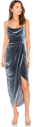 Shona Joy Electra Lace Up Dress $279 thestylecure.com
