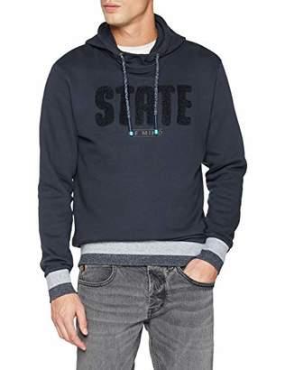 Esprit Men's 118ee2j002 Sweatshirt,X-Large