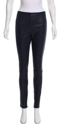 Veronica Beard Palladium Mid-Rise Leggings w/ Tags