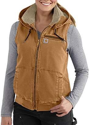 Carhartt Women's Weathered Duck Wildwood Vest
