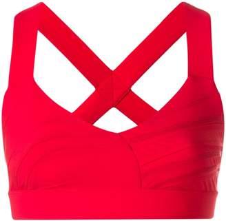 NO KA 'OI No Ka' Oi V-neck sports bra