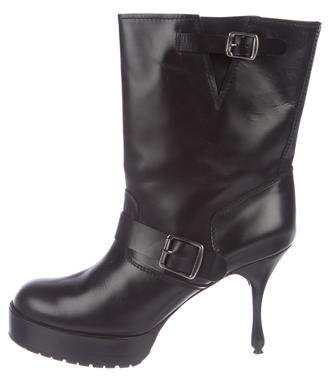 Marc Jacobs Sophie Leather Boots