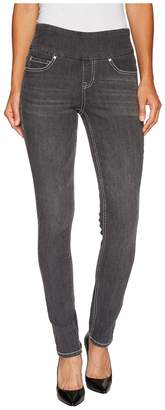 Jag Jeans Nora Jackie Pull-On Skinny Comfort Denim in Thunder Grey Women's Jeans