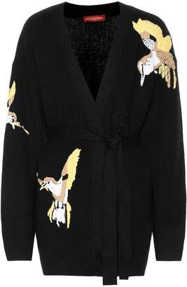 Altuzarra Jareth wool and cashmere cardigan