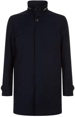 Paul Smith Detachable Lining Wool Coat