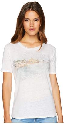 Paige Cassandra Shirt - Picture Perfect Graphic Women's Clothing