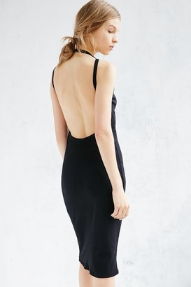 Silence + Noise Harness Strap Open-Back Dress $59 thestylecure.com