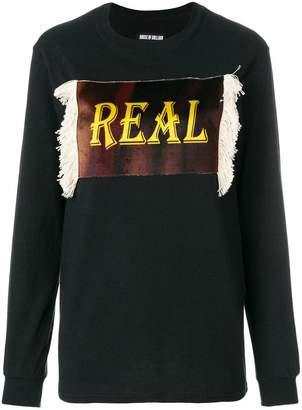 House of Holland Real sweatshirt
