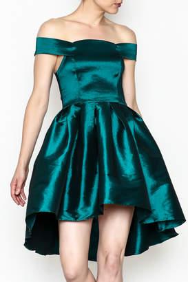 Emerald Green Cocktail Dress - ShopStyle Canada 0a9c5a5e2