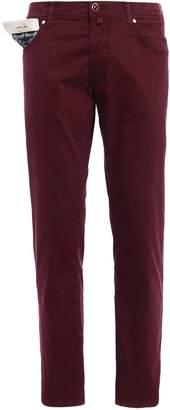 Jacob Cohen Style 656 Five Pocket Trousers