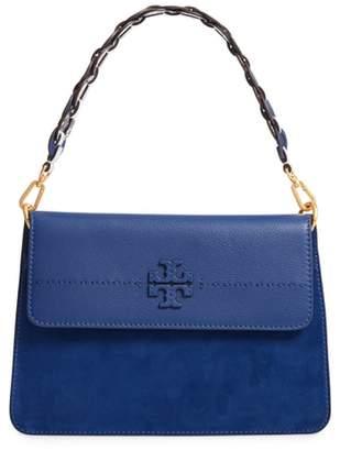 Tory Burch McGraw Leather Shoulder/Crossbody Bag