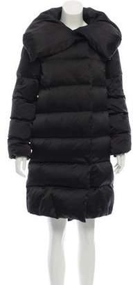Diane von Furstenberg Knee-Length Puffer Coat