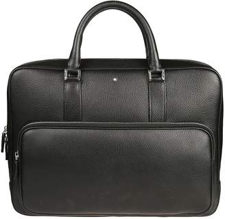 Montblanc Meisterstuck Black Slim Brief Case