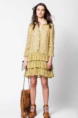 Zadig & Voltaire Rebbie Anemone Dress