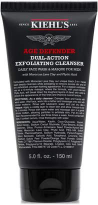 Kiehl's Age Defender Dual-Action Exfoliating Cleanser, 5-oz.