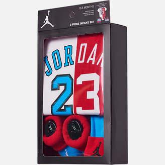 4ed6e8d3631 Nike Infant Air Jordan Flight History 3-Piece Box Set