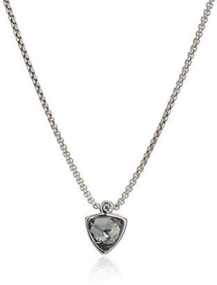 Vera Bradley Womens Holiday Confetti Short Pendant Necklace