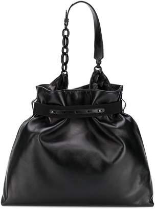 Lanvin strap detail tote bag