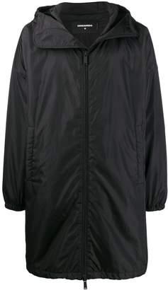 DSQUARED2 Canadian Herritage coat