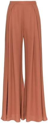 Jacquemus High-Waist Wide Leg Trousers