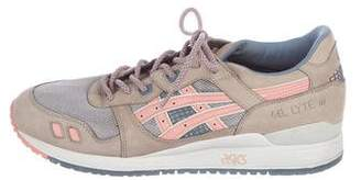 Asics Ronnie Fieg x Gel-Lyte 3 Flamingo Sneakers