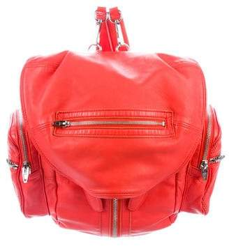 Alexander Wang Marti Leather Backpack