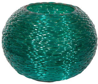 COBISTYLE Bangle Beaded Glass Vase