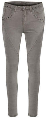 Cream Mila Twill Shape Fit Jeans