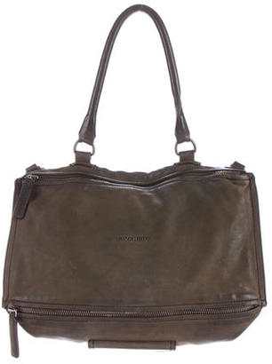 Givenchy Large Pandora Satchel $820 thestylecure.com