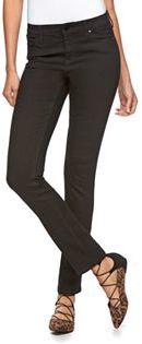 Women's Jennifer Lopez Straight-Leg Jeans $54 thestylecure.com
