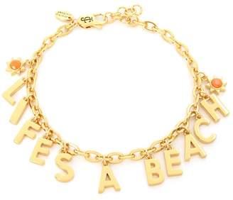 Juicy Couture Life's A Beach Charm Bracelet