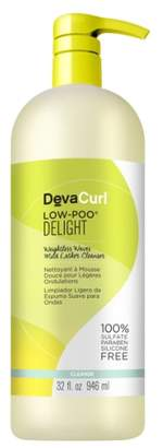 DevaCurl Low-Poo(R) Delight Weightless Waves Mild Lather Cleanser