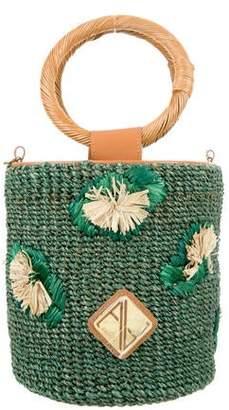 Aranaz Bianca Bucket Bag